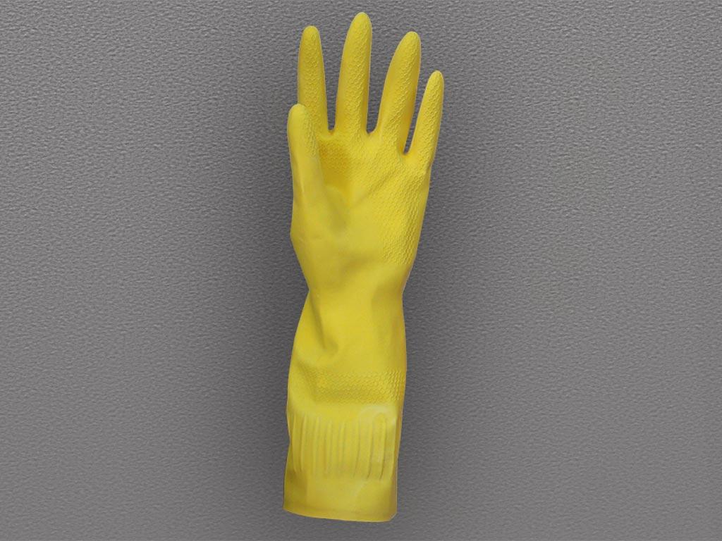 Перчатки хозяйственные Люкс