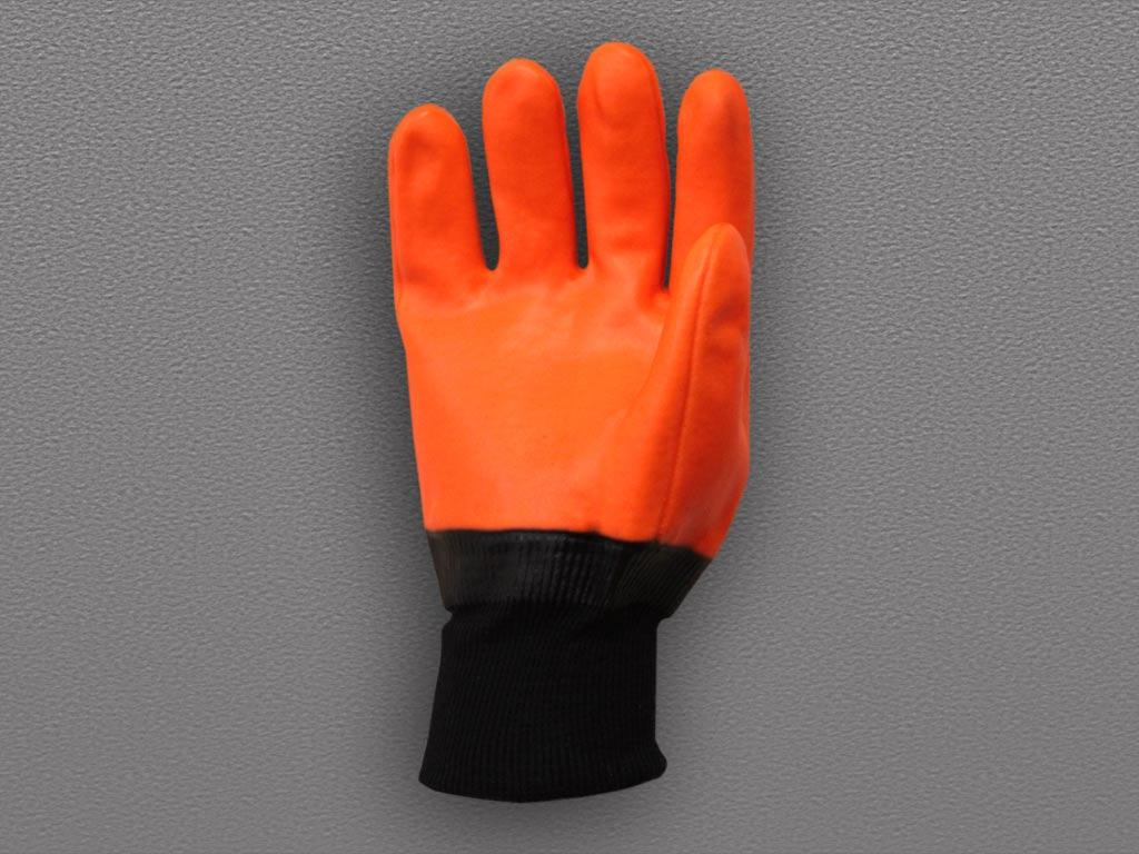 Перчатки нитриловые «Аляска» манжет-резинка