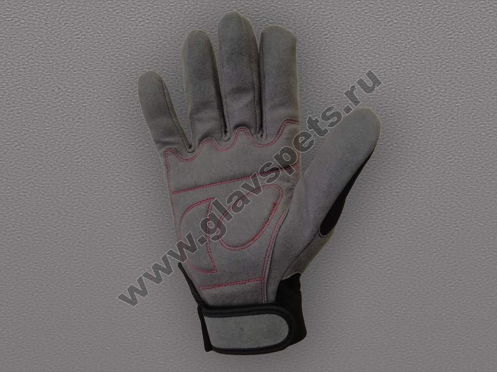 Виброзащитные перчатки из неопрена