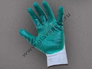 купить надежные перчатки нейлоновые с нитриловым покрытием от компании производителя рабочих перчаток и рабочей одежды, купить нитриловые перчатки недорого
