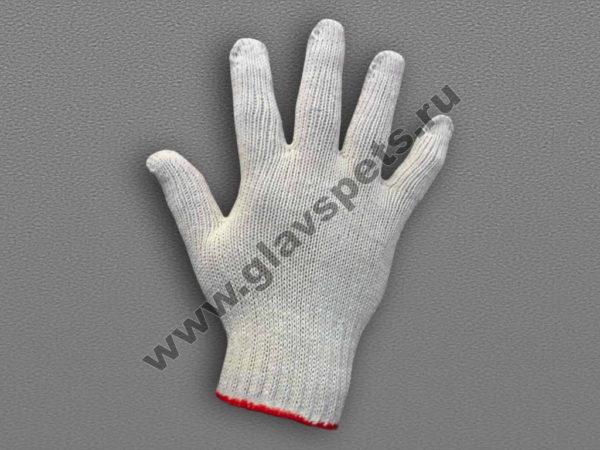 купить по выгодной цене перчатки Х/Б без ПВХ Люкс 7 класс вязки от производителя Компании Гоавспец, купить перчатки хб с пвх опт цена оптовой распродажи