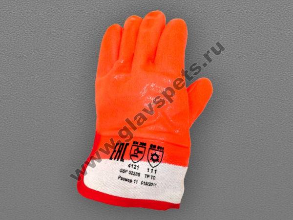 Перчатки нитриловые Аляска износостойкие, купить нефтеморозостойкие перчатки в Москве от поставщика- производителя рабочих перчаток и рукавиц Главспец