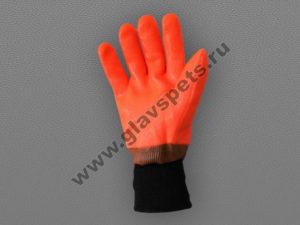 Перчатки нитриловые Аляска манжет-резинка, купить рабочие перчатки в Москве по ценам производителя оптом, Компания Главспец с лучшими условиями доставки