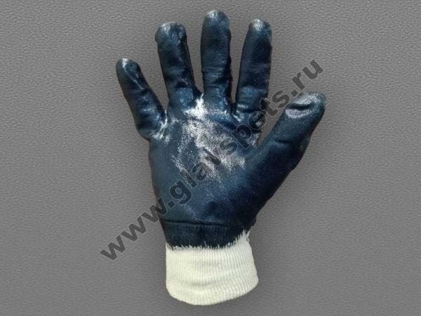 Перчатки с полным нитриловым покрытием манжет-резинка, купитьперчатки с нитриловым покрытием цена распродажи от производителя оптовой продажи по России