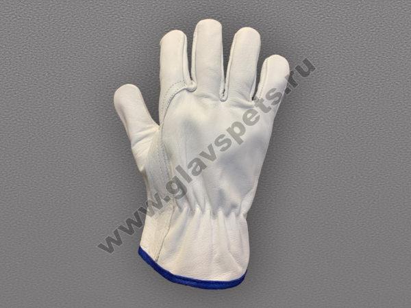 Перчатки кожаные Драйвер